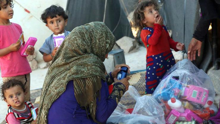 Kooperationspartner Syrien - GlobalSocial-Network