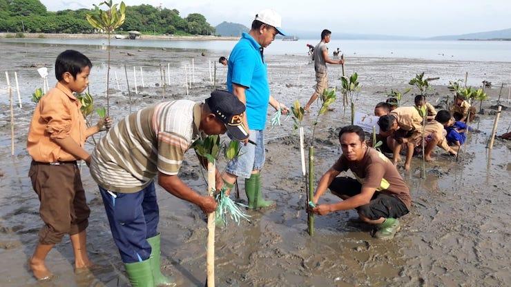 Projekte Bima, Sumbawa - GlobalSocial-Network