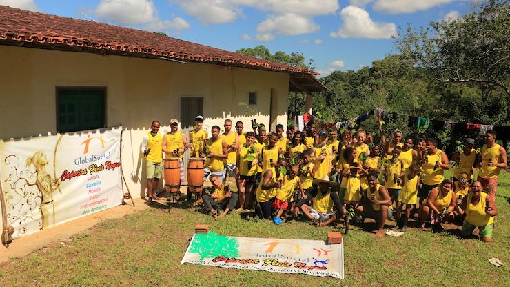 Projekte Brasilien - GlobalSocial-Network