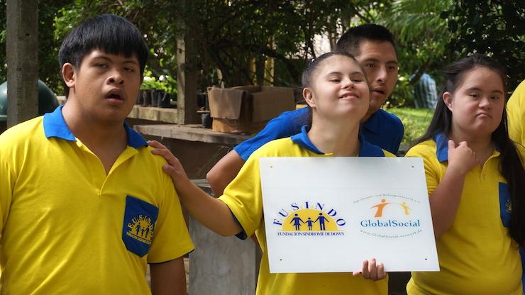 Projekt Fusindo - GlobalSocial-Network