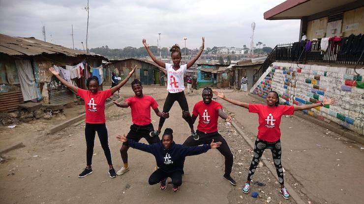 Projekt Hope Theatre Nairobi - GlobalSocial-Network