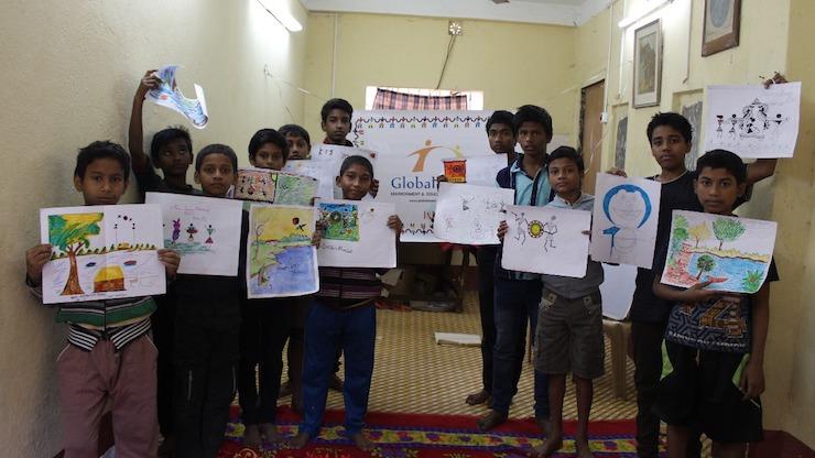 Projekte Indien - GlobalSocial-Network