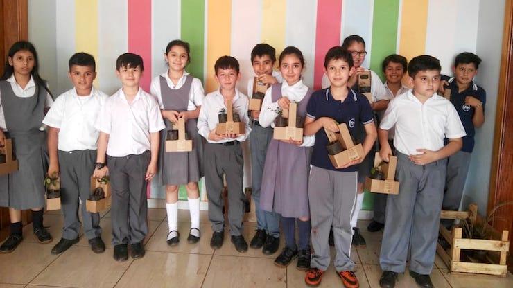 Projekt Paraguay - GlobalSocial-Network