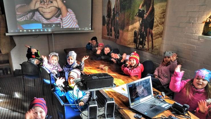 Projekt Schulpartnerschaften - GlobalSocial-Network