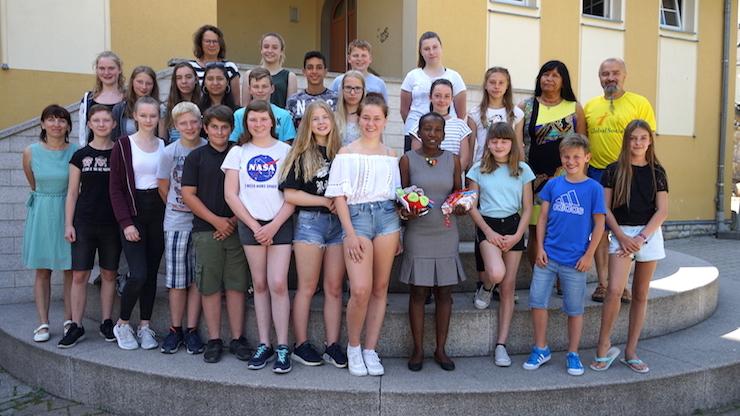 Projekt Schulpartnerschaften Uganda - GlobalSocial-Network