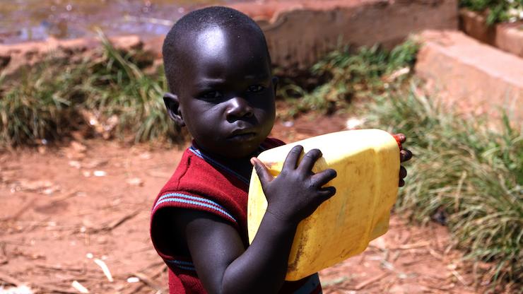 Projekt Wassertanks Uganda - GlobalSocial-Network